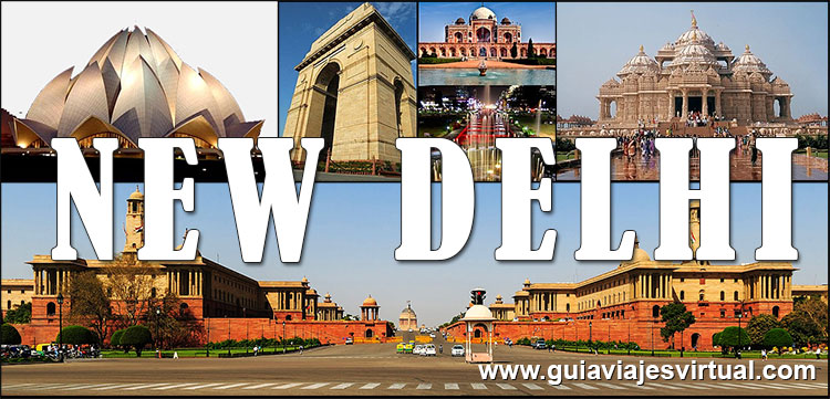 New Delhi Vacation and Travel Guide