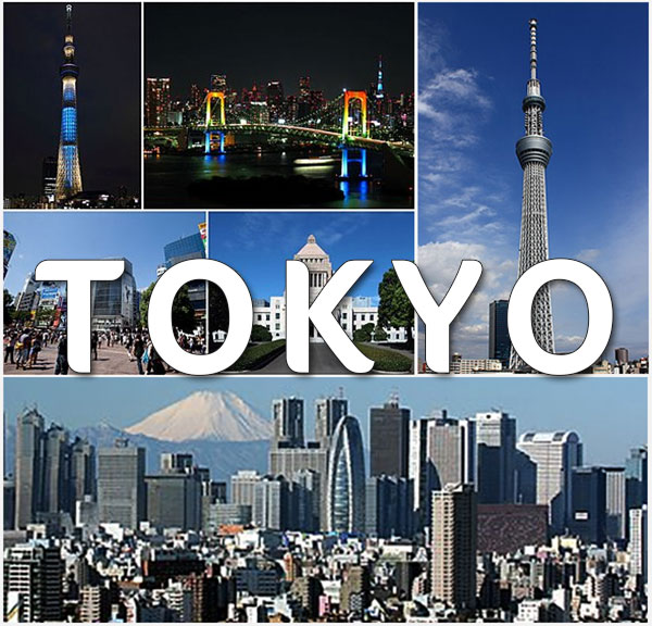 Tokyo Vacation and Travel Guide
