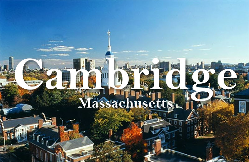 Cambridge - Massachusetts