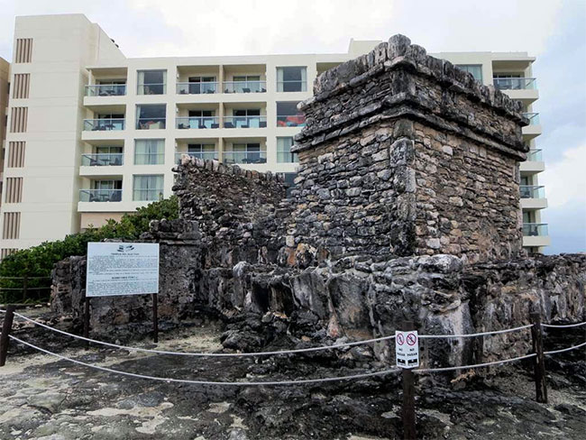 Maya Yamil Lu'um - Archaeological Zone - Cancun