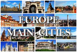 Europe Main Cities