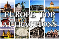 Europe Top Attractions