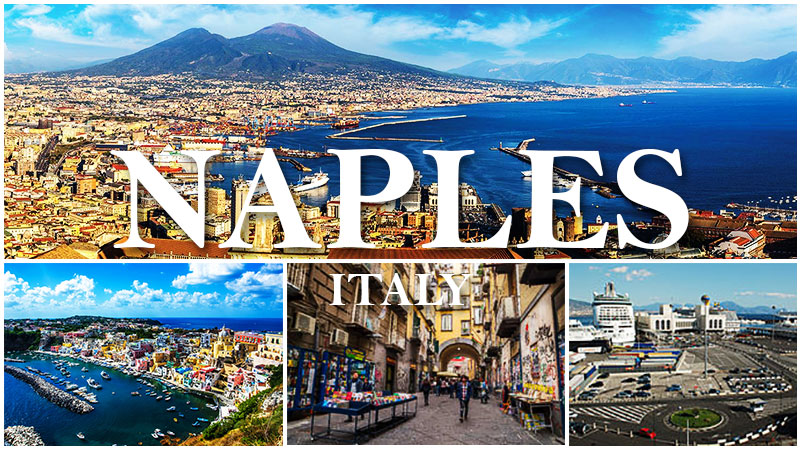 Tourism in Naples Italy