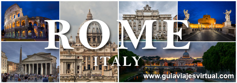 Rome Vacation and Travel Guide