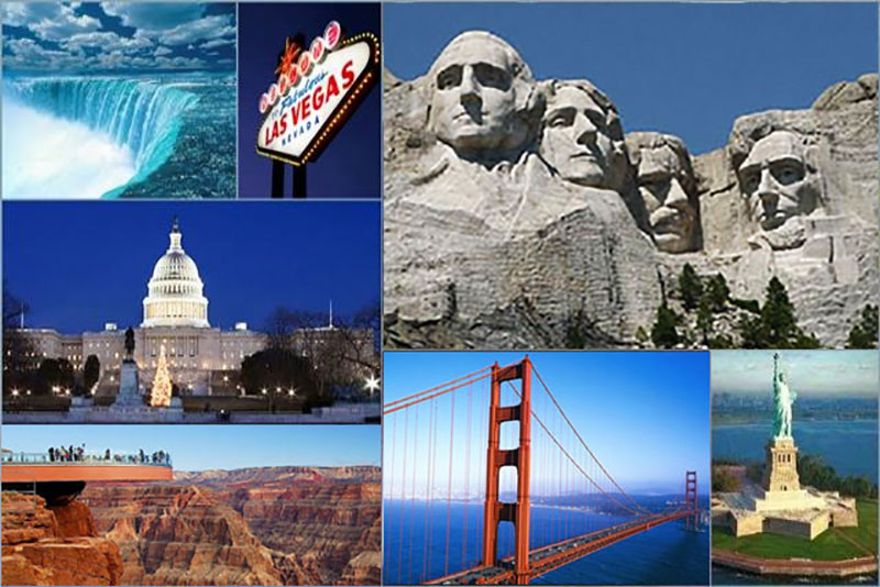 USA Vacation and Travel Guide
