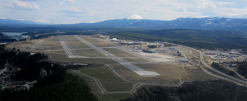Whitehorse International Airport