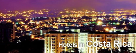 Search and Book Hotels in Costa Rica