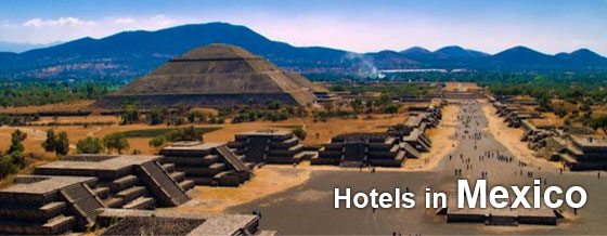 Search and Book Hotels in Mexico