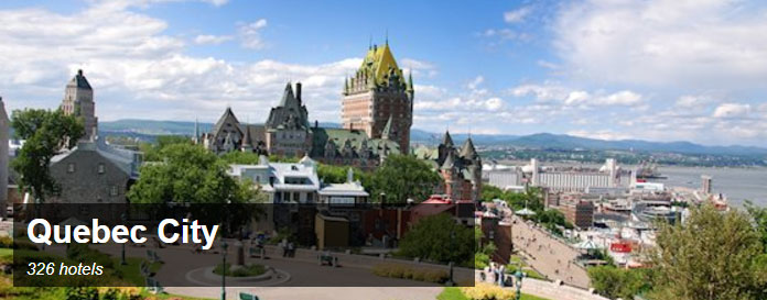 Hotels in Quebec Canada