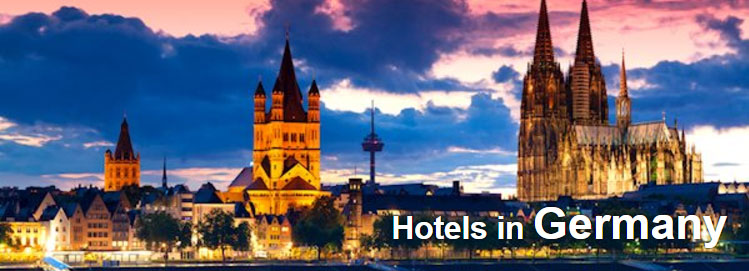 Popular Hotels in Germany