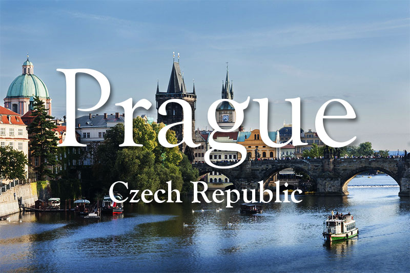 Tourism in Prague
