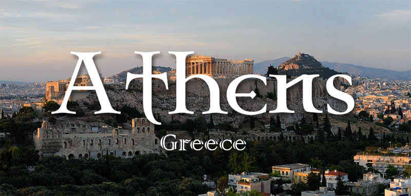Tourism in Athens