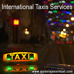 International Taxis services