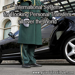 Booking Personal Transfers